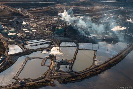 Athabasca River, copyright Garth Lenz