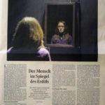 Tanja Traxler, Der Mensch im Spiegel des Erdöls, Der Standard, 13.01.2021